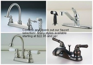 FAUCET COLLAGE