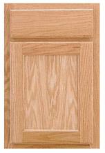 FP Natural Oak cabinet