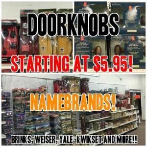website doorknobs